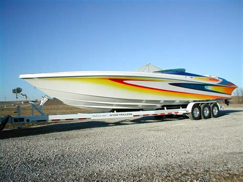 custom boat covers illinois 2000 hustler 388 slingshot powerboat for sale in illinois
