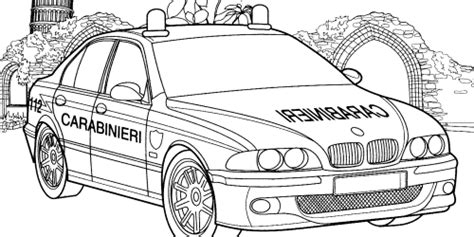 coloring pages police truck police car coloring pages