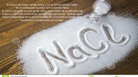 sal quimica nacl sal 250 n