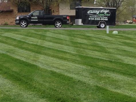 cutting edge lawn care local services