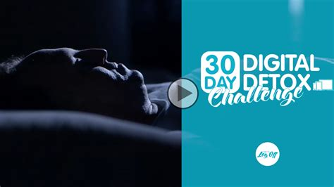 30 Day Digital Detox by 30 Day Challenge Archives Time To Log