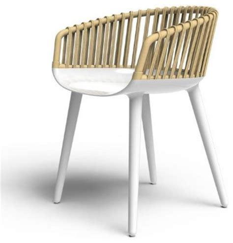 modern wicker accent chairs magis cyborg club chair white frame wicker back