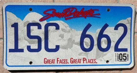 automobilistiche americane targheauto usa south dakota