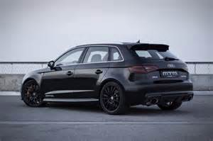 mtm builds 186mph audi rs3 evo