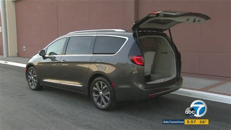 chrysler suv names 2017 chrysler pacifica reinvents the minivan with an