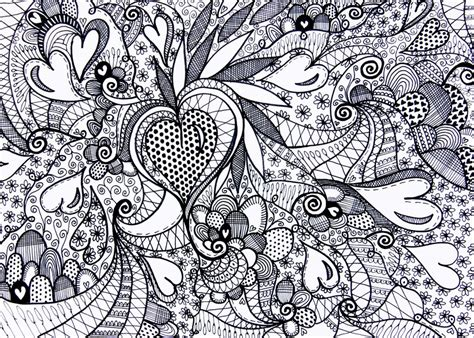 love coloring pages for adults adult coloring page love hearts 1