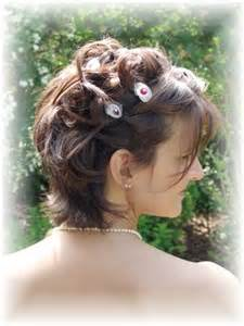 coiffure mariage cheveux courts coiffure mariage 2016