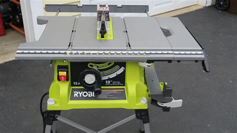 ryobi table saw review tools in power tools and