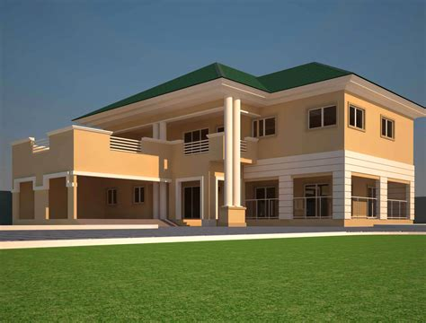 beautiful new 5 bedroom home 3 houses from vrbo nigerian house plans luxury house plans ghana 3 4 5 6