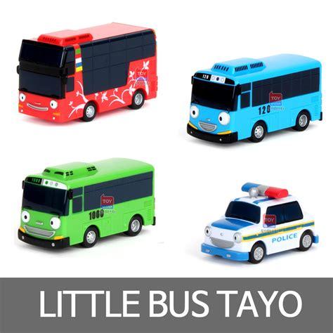 Mainan Anak Mobil Tayo The Tayo Besar Terbaru Terlaris mainan anak the tayo 11kinds elevenia