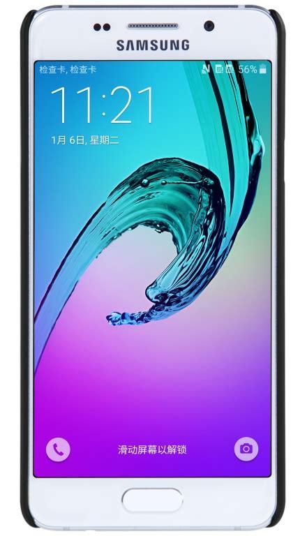 Nillkin Frosted Shield Samsung Galaxy A3 2017 Black nillkin frosted shield ochrann 253 kryt pro samsung