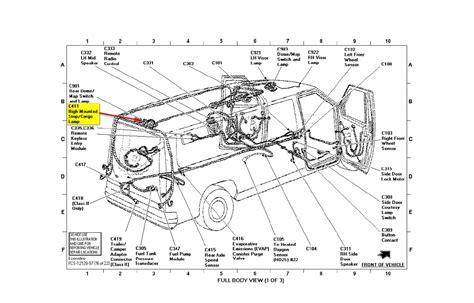 free download parts manuals 1995 ford econoline e350 windshield wipe control diagram ford e 350 parts diagram