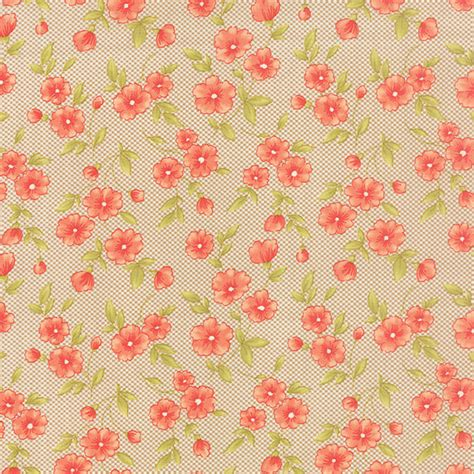 Fig Tree Quilts Fabric by Moda Fig Tree Farmhouse Quilt Fabric Med Floral By