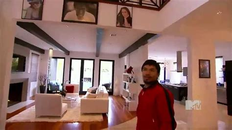 Floyd Mayweather Mtv Cribs by Mtv Cribs House Of Manny Pacquiao