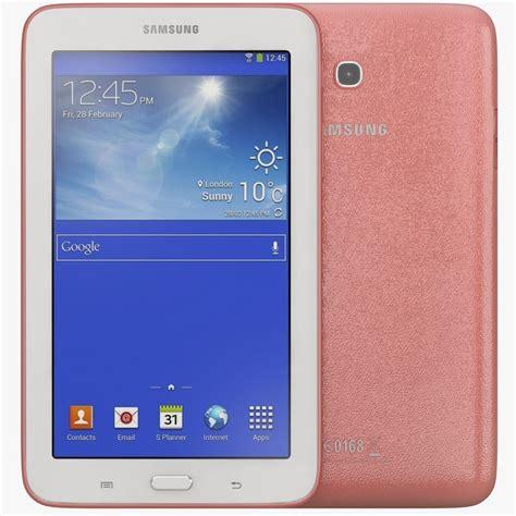 Samsung Tab 3 Lite 1 Jutaan 3d samsung galaxy tab 3 model
