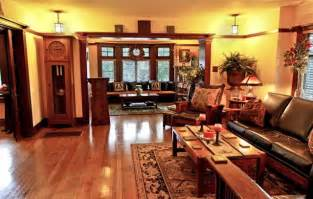 arts and crafts style home decor american craftsman
