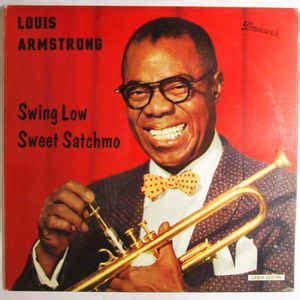 louis armstrong swing louis armstrong swing low sweet satchmo vinyl lp