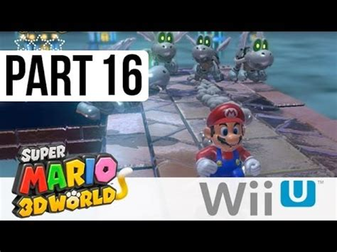 super mario 3d world guide world 8 all levels beaten super mario 3d world walkthrough part 16 world 8 bowser