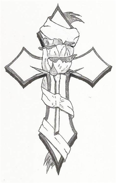 tattoo cross templates afrenchieforyourthoughts tribal cross tattoos cross