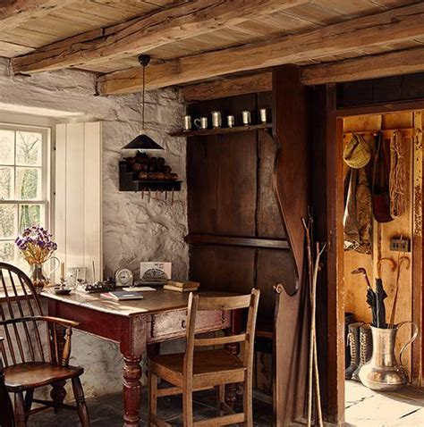 Home Journal Interior Design rustic cottage design style cosi tabellini uk