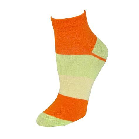 Print Low Socks womens novelty fruit print low cut socks pack of 3 by ecko