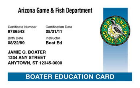 arizona boating laws arizona boating license boat safety course boat ed 174