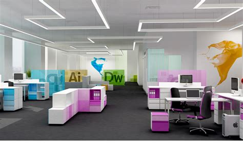 creative offices color solutions for creative workplace coldscoop
