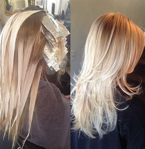 foiling lowlights on bleached hair 20 best ideas about foil highlights on pinterest blond