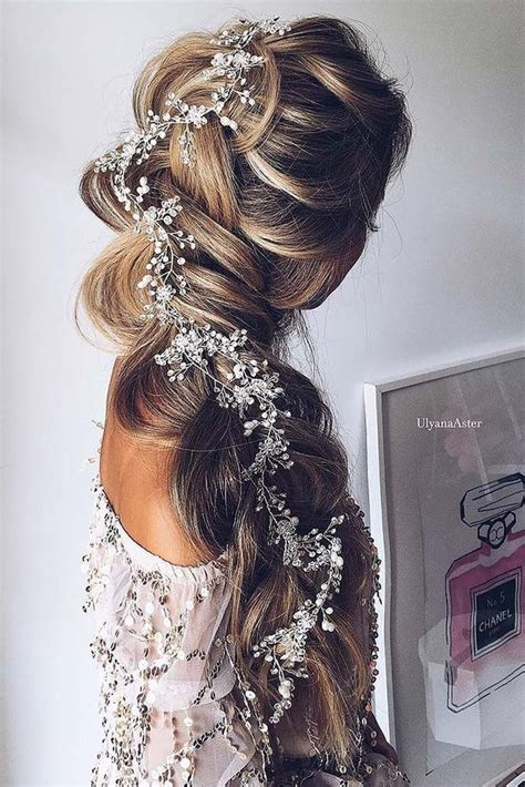 Geflochtene Haare Hochzeit by Stunning Wedding Hairstyles With Braids For Amazing Look