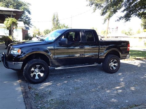 3 inch Lift with 35 inch tires? Pics?   Ford F150 Forum