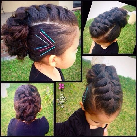 nice mohawk hair styles nice mohawk hair style for little girls hairstyles
