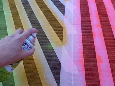 diy painted outdoor rug hometalk