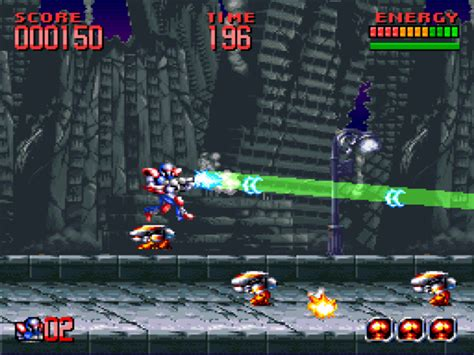 Super Turrican 2 Download Game GameFabrique