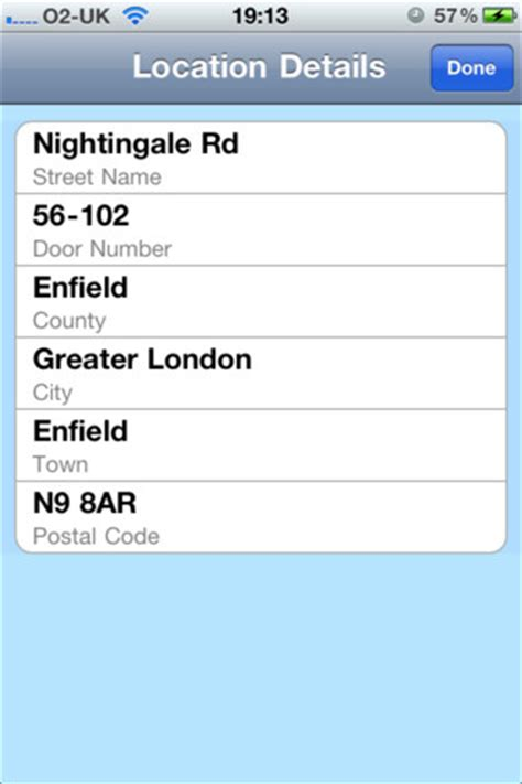 Find By Postcode Uk Postcodes Location Finder With Navigon Postcode Route Option V3 9 App For