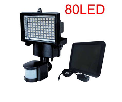 80 Led Solar Security Light 80 Led Solar Powered Motion Sensor Outdoor Light Security
