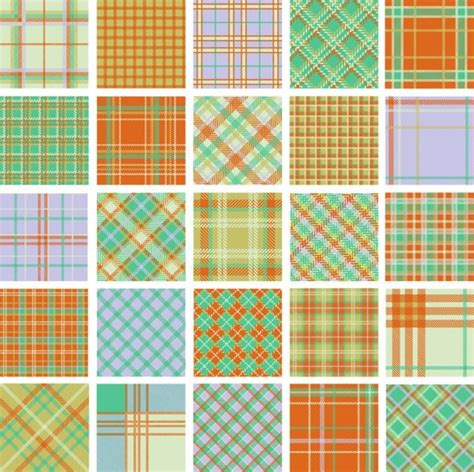 plaid pattern illustrator vector plaid patterns 01 vector free vector in encapsulated