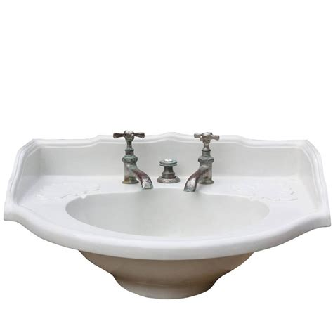 Vintage Bathroom Fixtures For Sale 19th Century Antique Basin Sink For Sale At 1stdibs