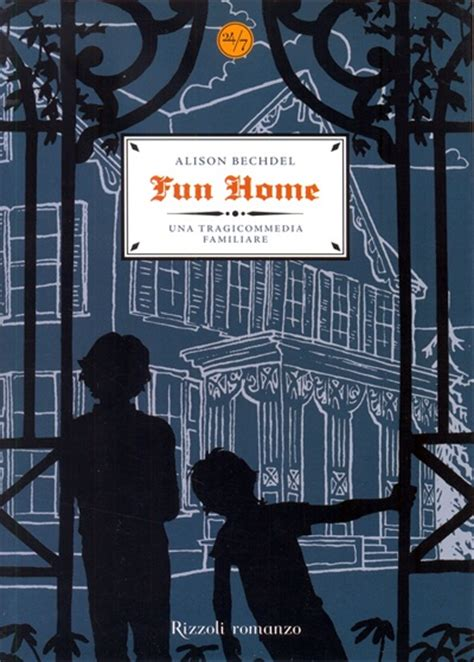 home alison bechdel reading list