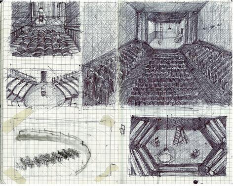 sketchbook drawings theatre macleod s