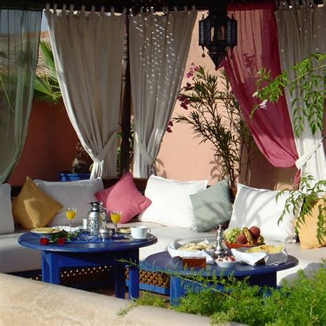 moroccan patios for courtyards ultimate home ideas