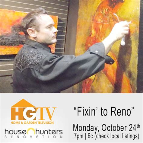 tv show house renovation artist darrell troppy featured on hgtv s hit tv series house hunter renovation press