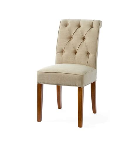 Linen Dining Chair Hton Classic Dining Chair Linen Flax Dining Chairs Chairs Sofas Chairs All Items