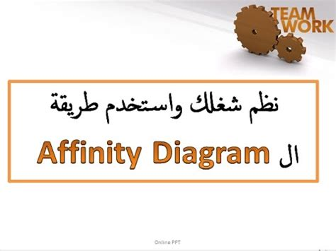 affinity diagrams are useful tools to quality tools affinity diagram session