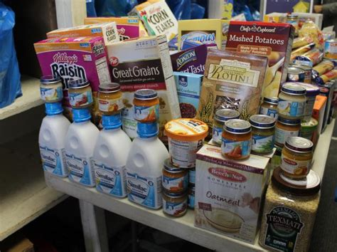 Bread Of Food Pantry by Western Pantries Need More Resources To Feed The
