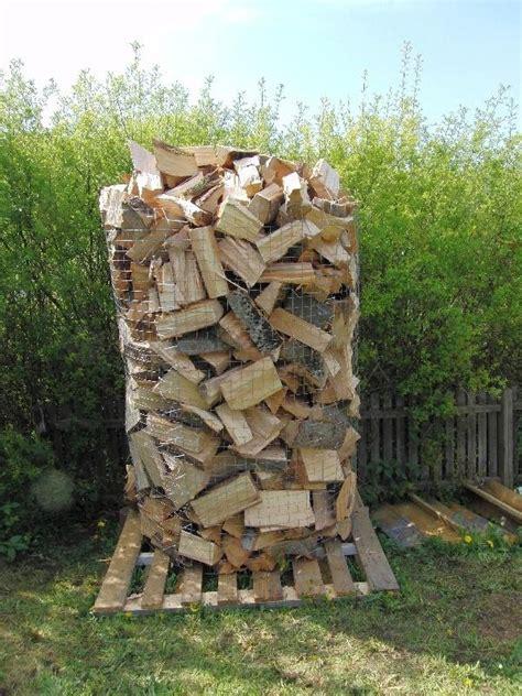 estrich matten brennholzlagerung in estrichmatten rundsilo s 228 genblogger