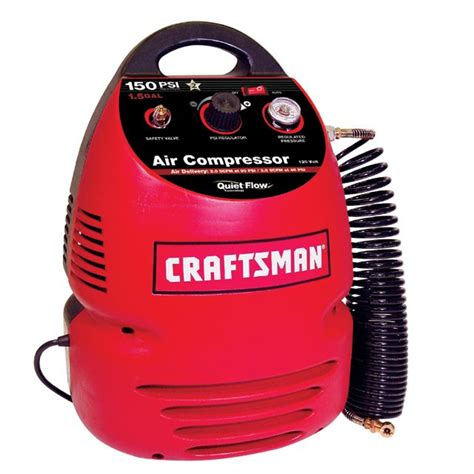 craftsman 150 psi compact air compressor shop your way shopping earn points on tools