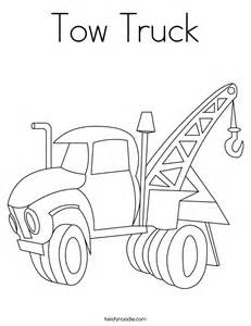 Tough Trucks Are Terrific Coloring Page sketch template