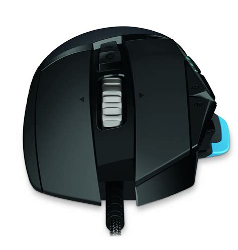 Logitech G502 Proteus Gaming Mouse thegamersroom 187 logitech g502 proteus tunable gaming