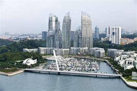 designboom singapore libeskind plans corals complex at singapore s keppel bay