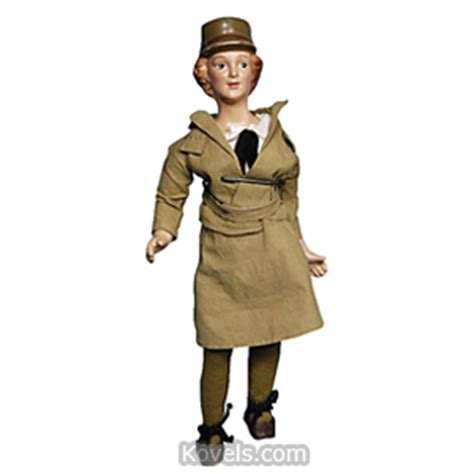 composition army doll antique doll antiques collectibles price guide